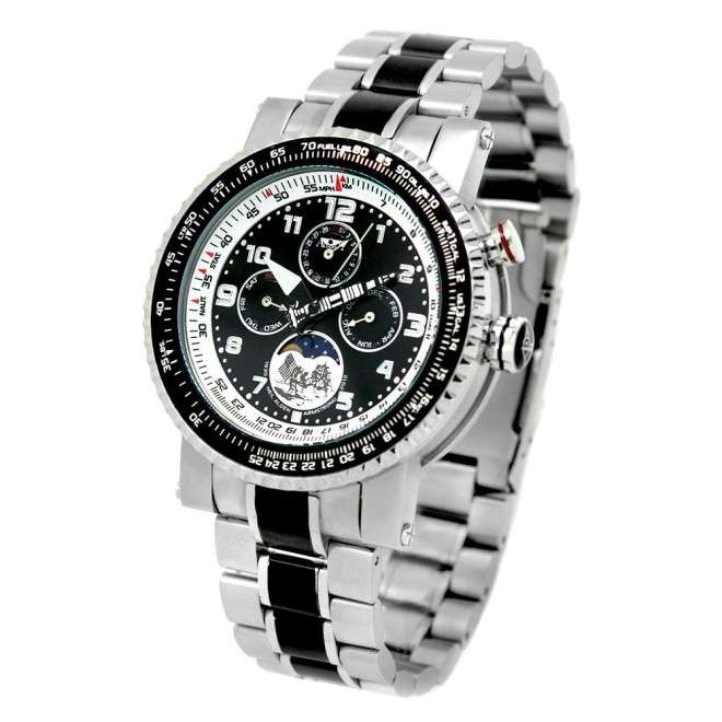 Reloj Aviador In Memoriam Neil Armstrong AV-1070 reloj para coleccionistas