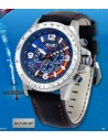 Reloj Aviador Patrulla Ascua AV-1128-WP