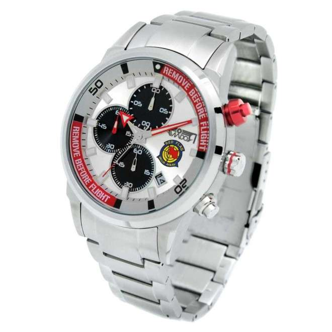 Reloj AVIADOR Red Flag AV-1191-7 New RBF