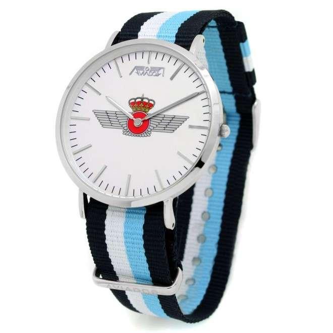 Reloj AVIADOR Emblema ROKISKI AV-1153