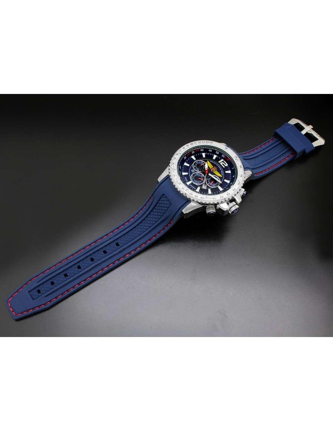 99a1ed3de3ed ... Reloj AVIADOR Policía SMA AV-1140 ...