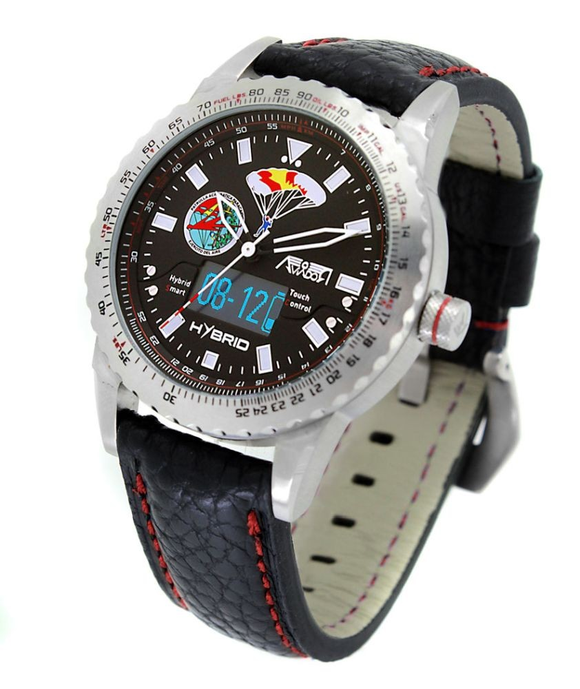 Reloj Aviador Hybrid Papea AV-1240-1