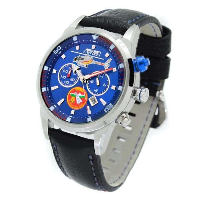 Reloj AVIADOR ALA 78 Patrulla Aspa Azul