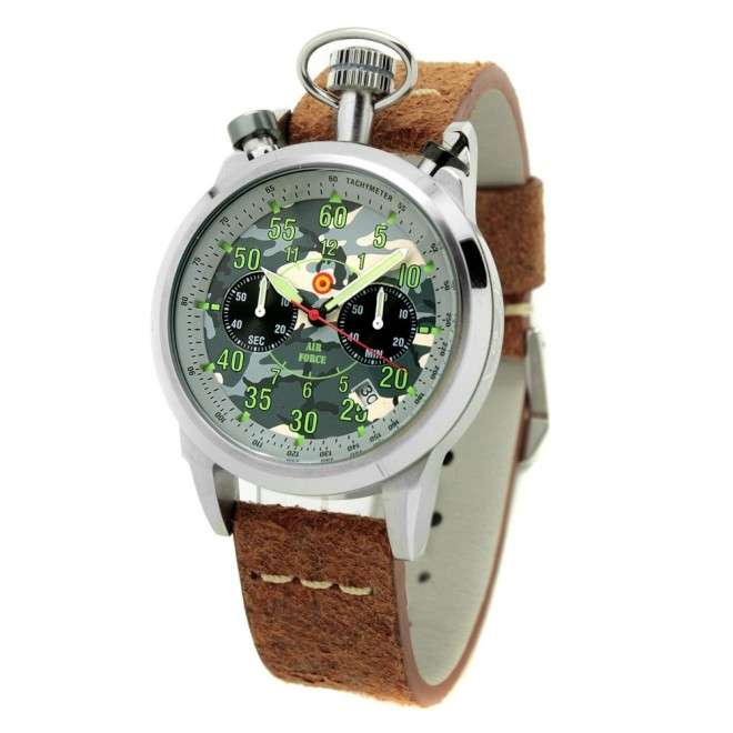 Reloj AVIADOR Special Forces AV-1104-GR