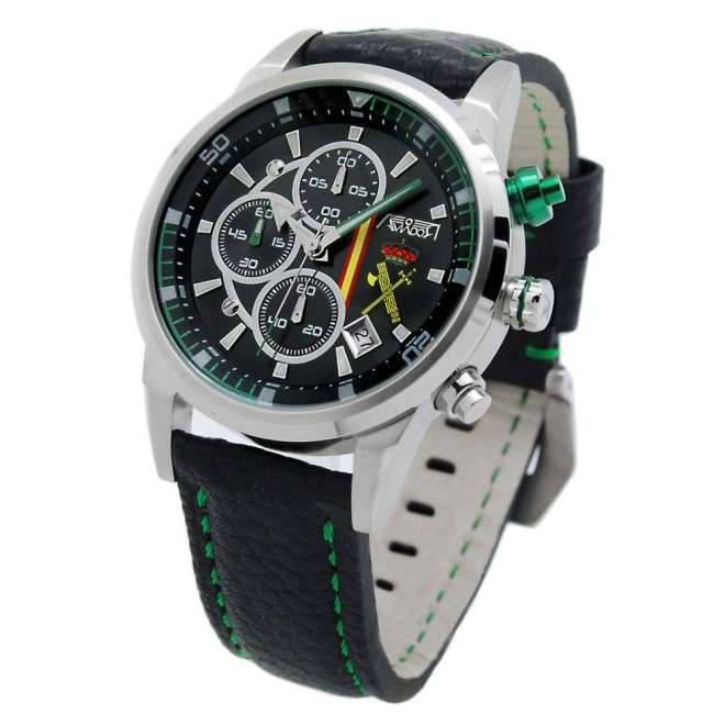 Reloj AVIADOR Guardia Civil AV-1060-29-WP