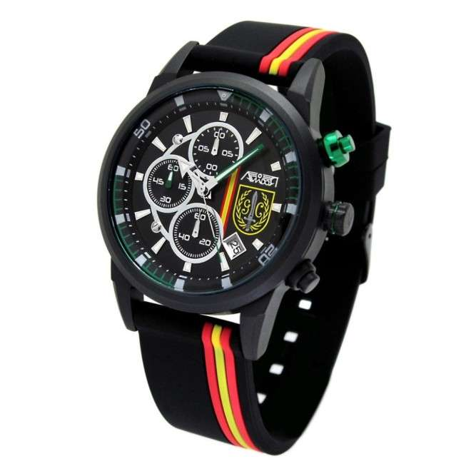 Reloj AVIADOR Guardia Civil GAR AV-1212-20-B