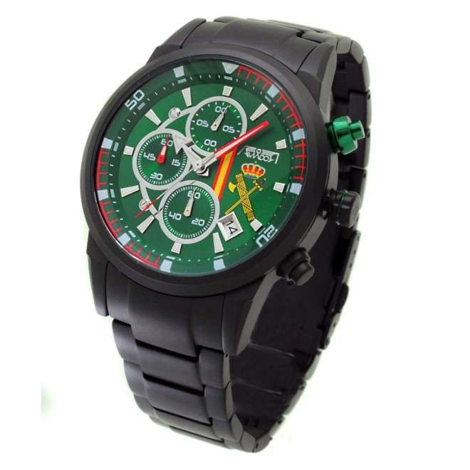 Reloj AVIADOR Guardia Civil AV-1212-11