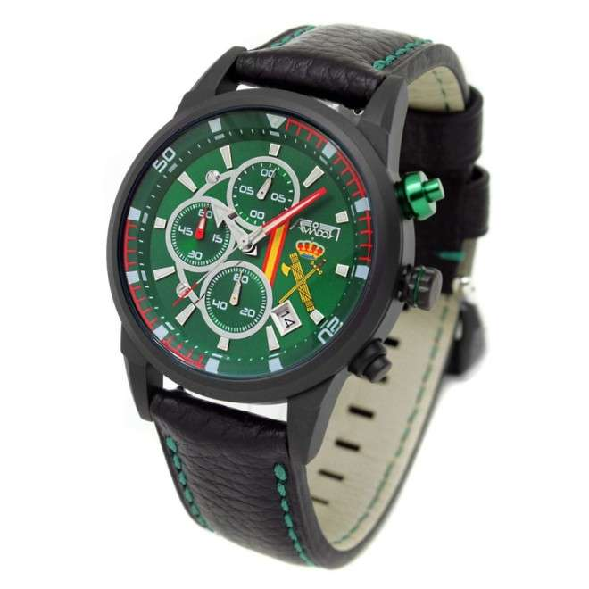 Reloj AVIADOR Guardia Civil AV-1212-11-WP