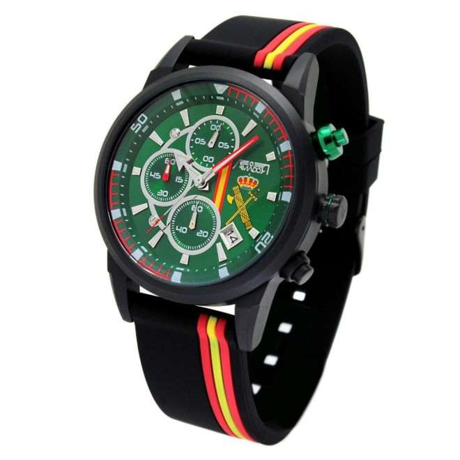 Reloj AVIADOR Guardia Civil AV-1212-11-B