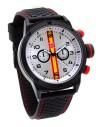 Reloj AVIADOR Con Bandera de España Blanco RBF-1001 ✔️Pago Seguro ✔️2 Años de Garantía