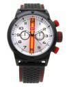 Reloj AVIADOR Estilo Crono Rojo Con Bandera de España New RBF-1001