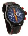 Reloj AVIADOR Con Bandera de España Azul RBF-1004 ✔️Pago Seguro ✔️2 Años de Garantía