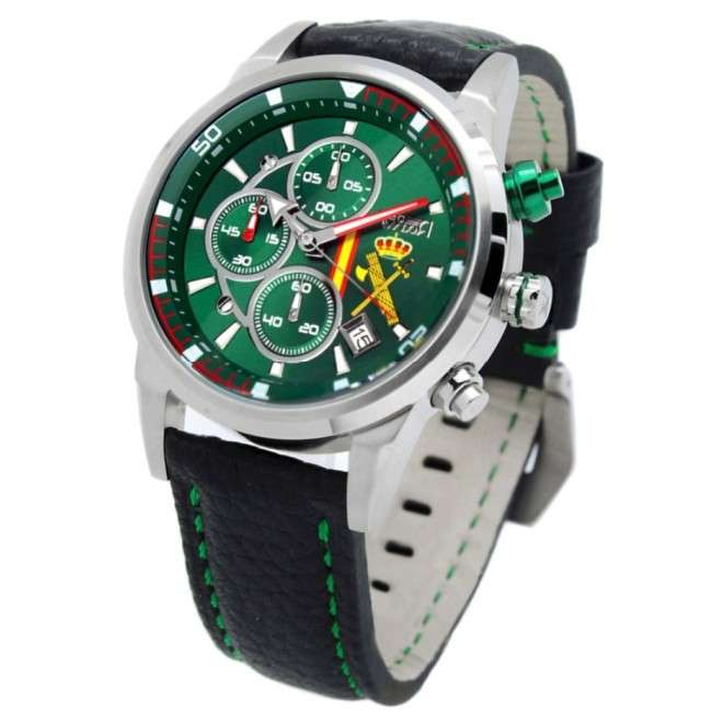 Reloj AVIADOR Guardia Civil AV-1060-39-WP