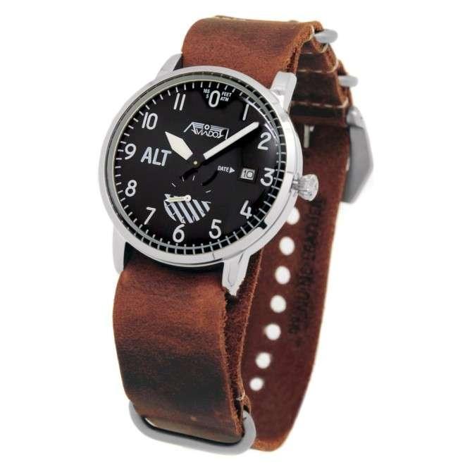 Reloj AVIADOR Altímetro AV-1232-1