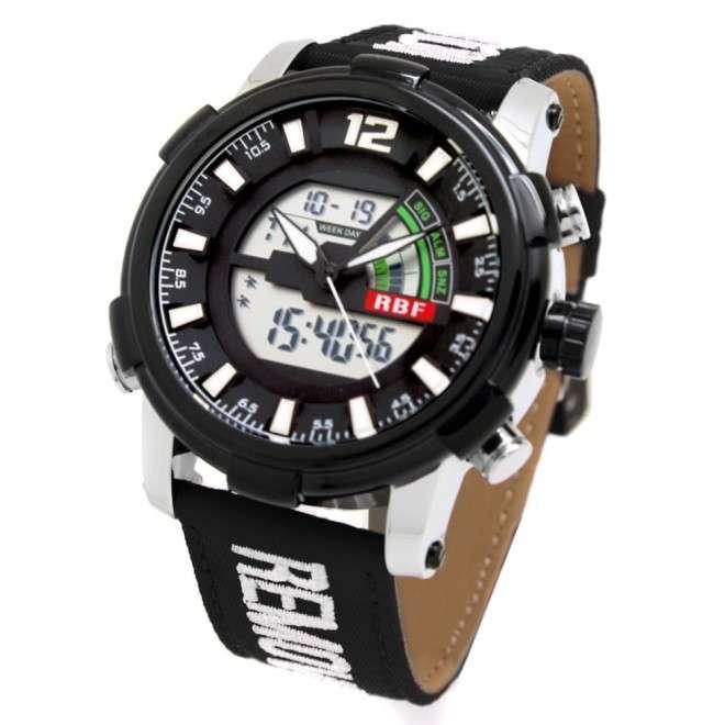 Reloj RBF Analógico Digital RBF-1008-RBF-N