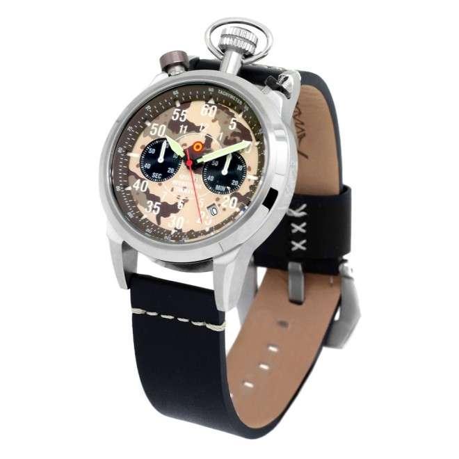 Reloj AVIADOR Special Forces AV-1103-PN
