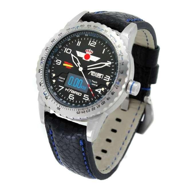 Reloj Aviador Hybrid Rokiski AV-1240-2