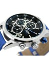 Reloj Aviador RBF First Edition AV-1061 correa azul de piloto sport
