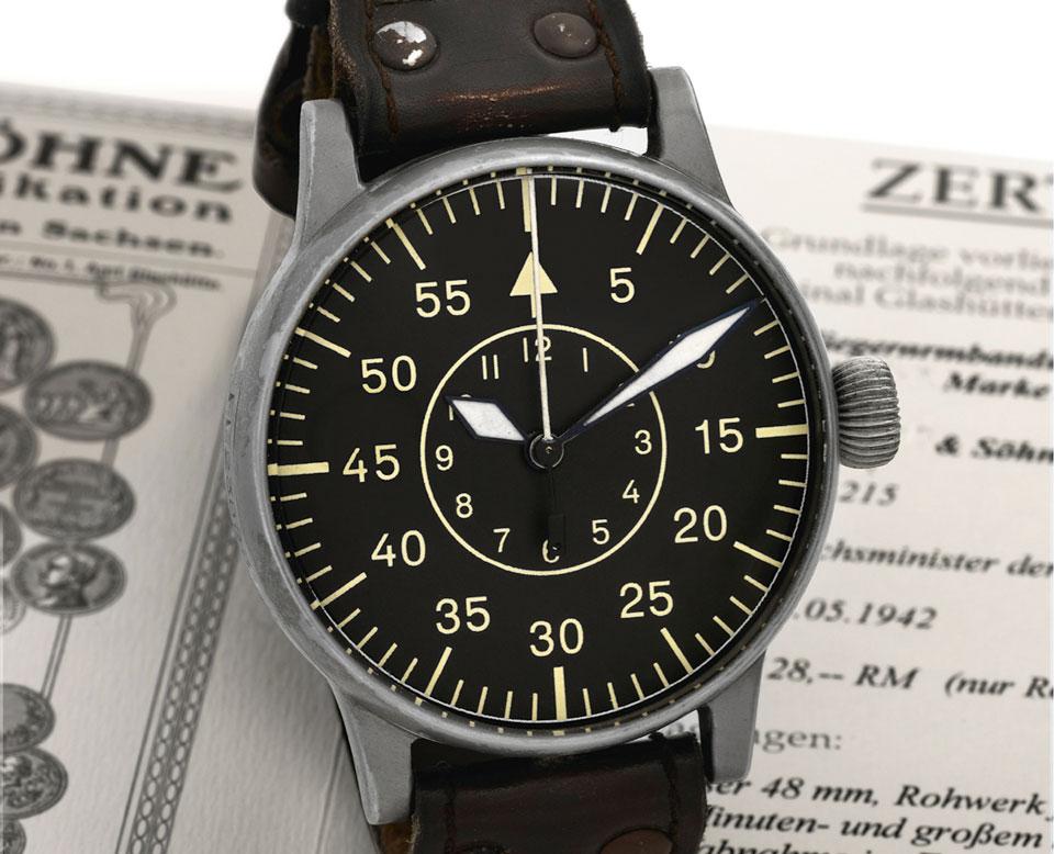 Relojes de pilotos B-Uhr - Relojes Aviador