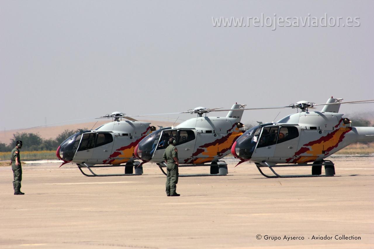 75 Aniversario Base Aerea Moron De La Frontera Relojes Aviador