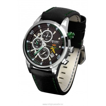 Reloj Guardia Civil personalizable