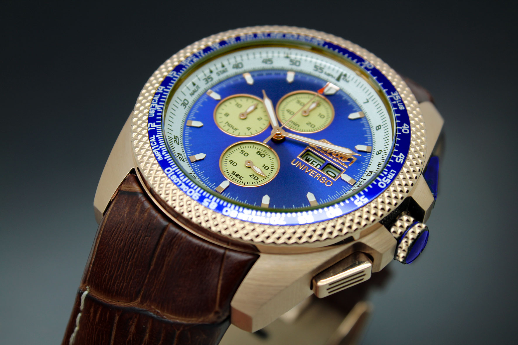 Reloj Aviador Watch Universo AV-1167