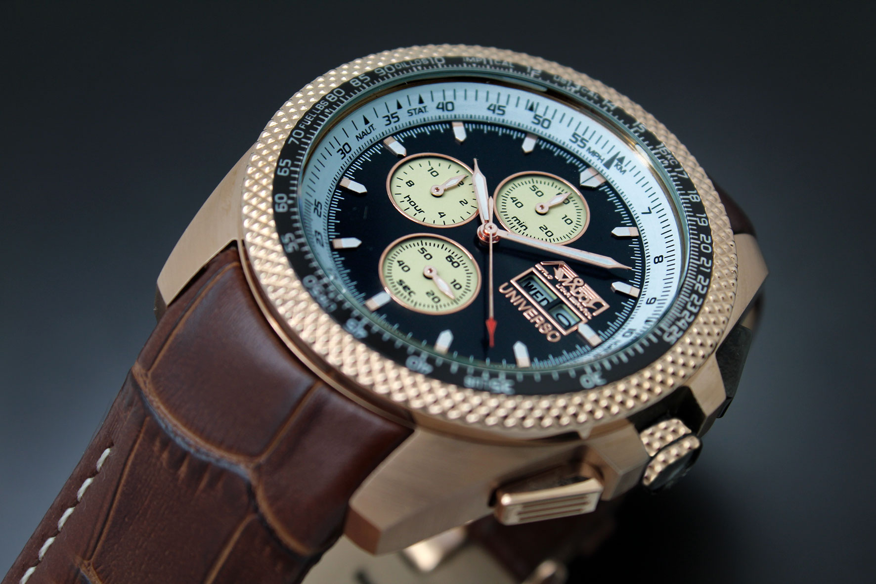 Reloj Aviador Watch Universo AV-1169