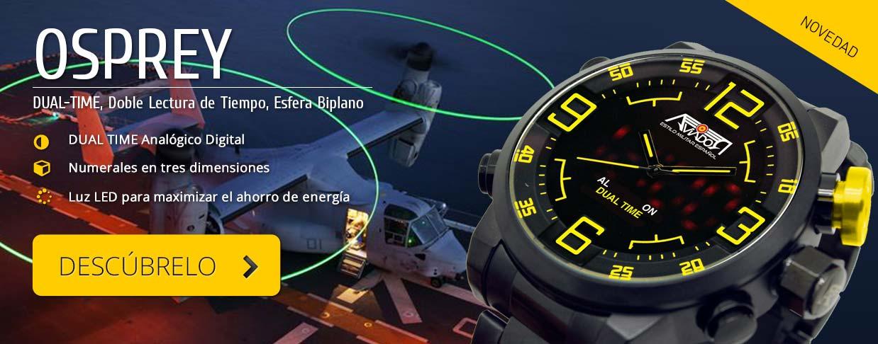 Relojes Osprey de AVIADOR Watch | AVIADOR Watch Relojes de Piloto