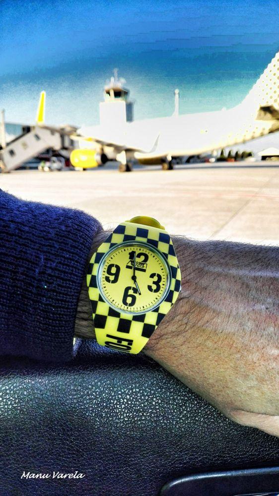 Reloj AVIADOR Follow Me AV-1183. Foto Cedida por Manuel Varela