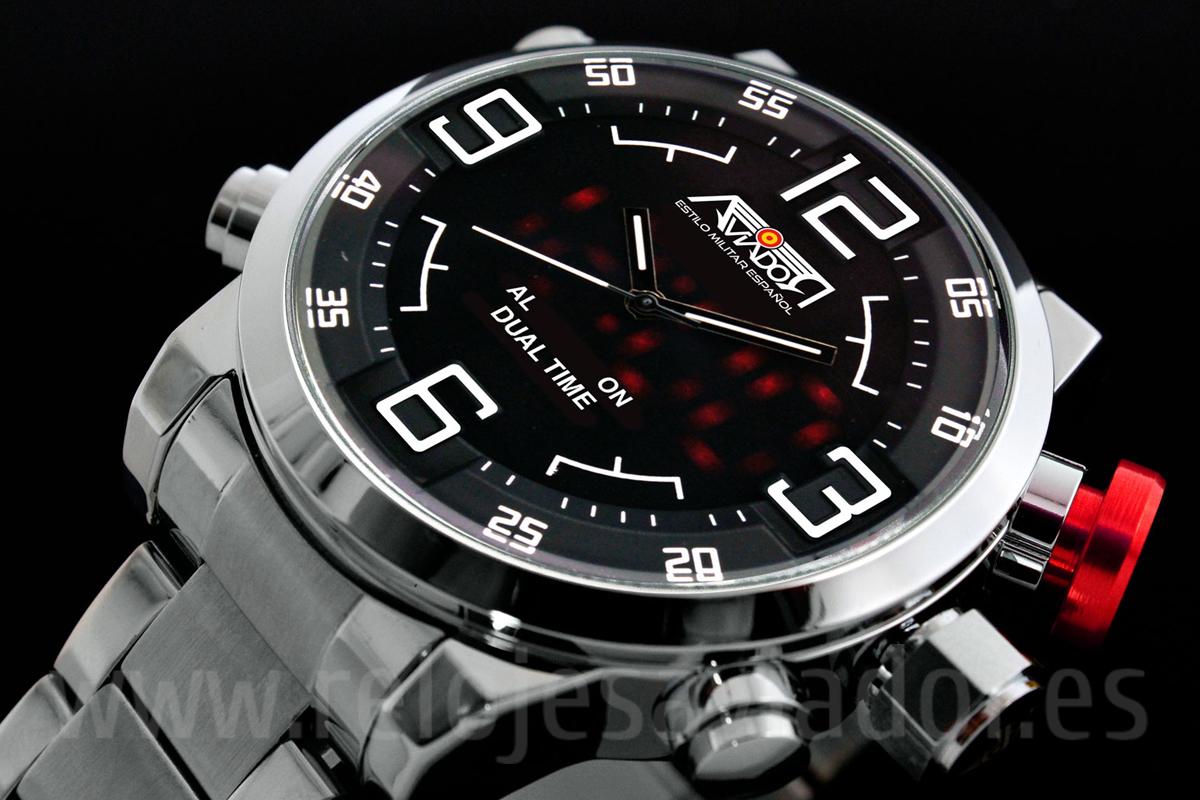 Reloj AVIADOR Osprey AV-1161 | AVIADOR Watch Relojes de Piloto