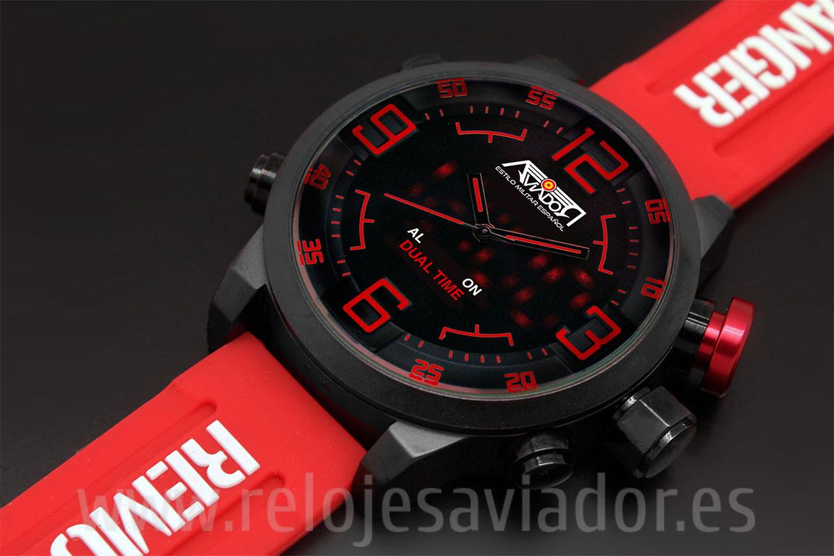 Reloj AVIADOR Osprey AV-1164-1 | AVIADOR Watch Relojes de Piloto