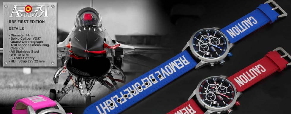 Relojes Aviador RBF First Edition